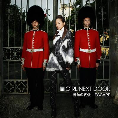 Single Jyonetsu no Daisho/ESCAPE by GIRL NEXT DOOR