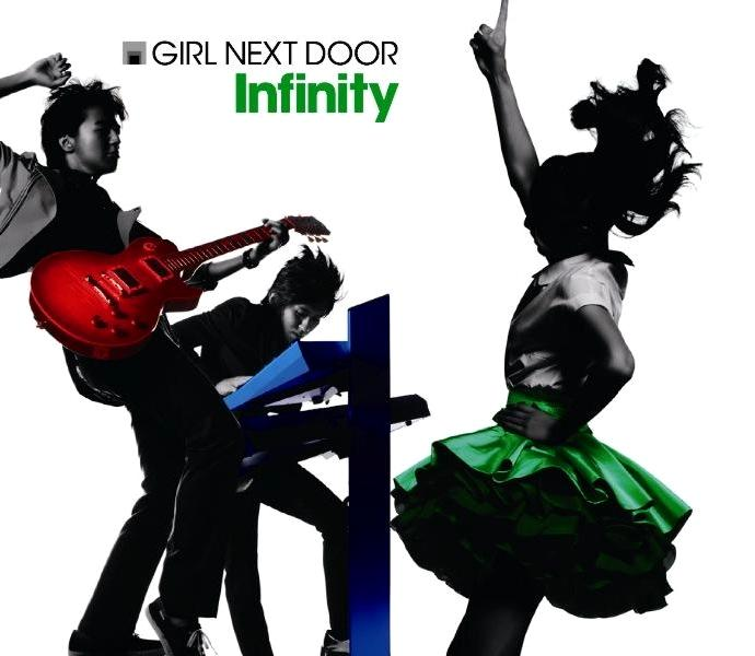 Single Infinity by GIRL NEXT DOOR