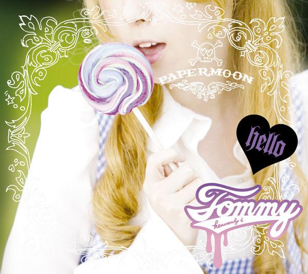 Single PAPERMOON by Tommy heavenly6