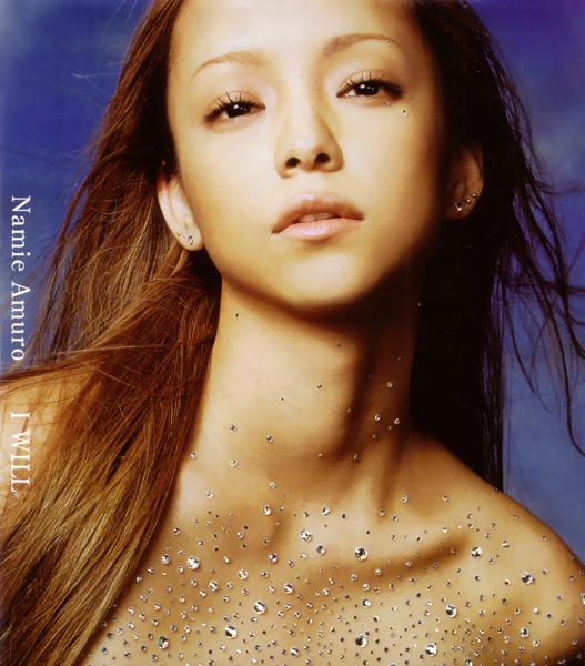 Single I will by Namie Amuro