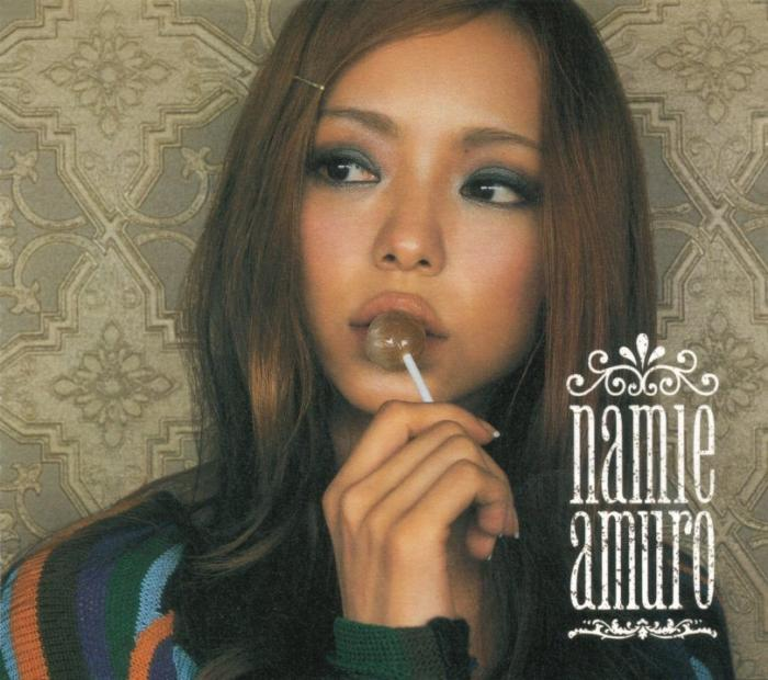 Mini album Girl Talk/the SPEED STAR by Namie Amuro