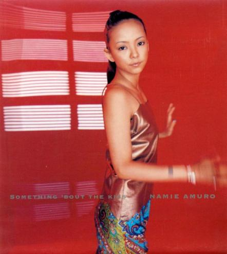 Single Something 'Bout the Kiss by Namie Amuro