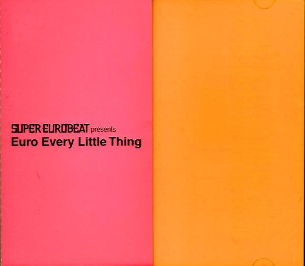 Album SUPER EUROBEAT presents Euro Every Little Thing by Every Little Thing
