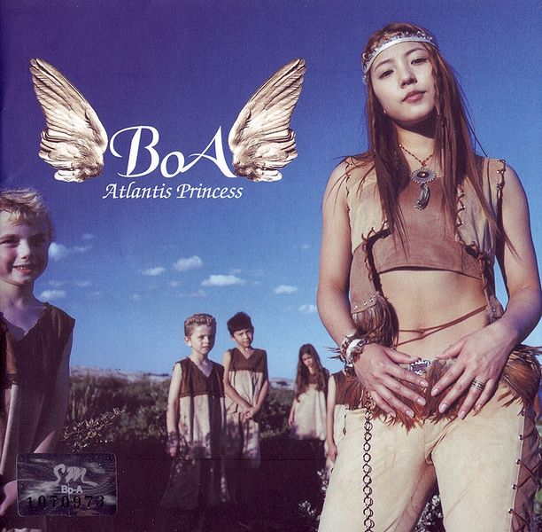 Album Atlantis Princess by BoA