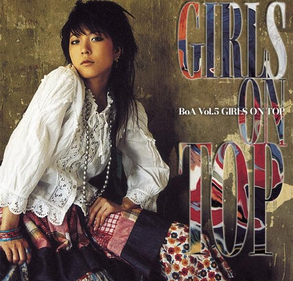 Album Girls On Top by BoA