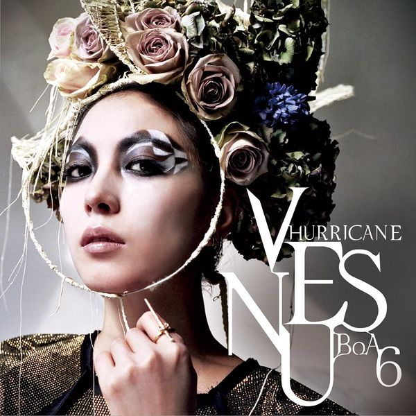 Album Hurricane Venus by BoA