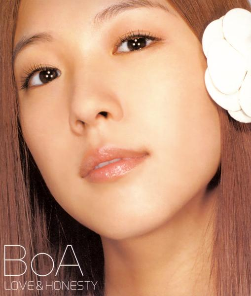 Album LOVE & HONESTY by BoA