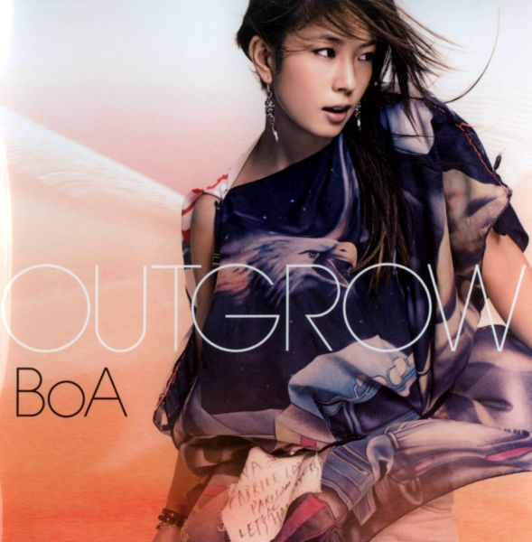 Album OUTGROW by BoA