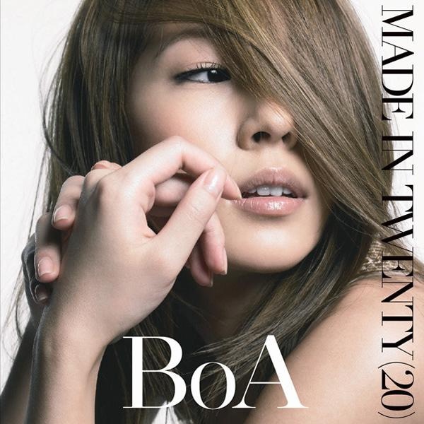 Album MADE IN TWENTY(20) by BoA