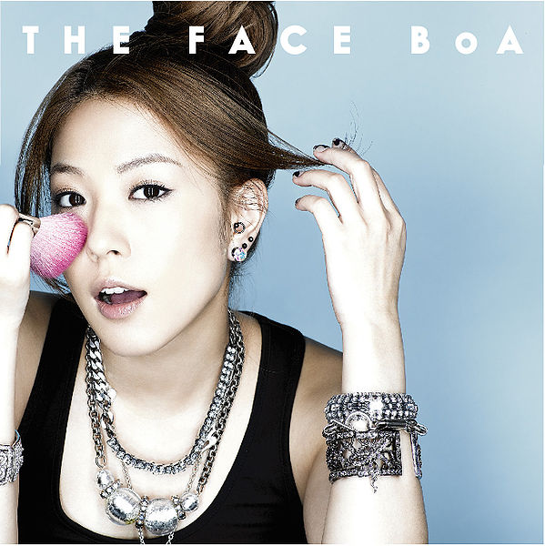 Album THE FACE by BoA