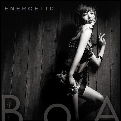 Single Energetic by BoA