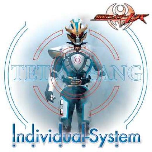 Single Individual-System by TETRA-FANG