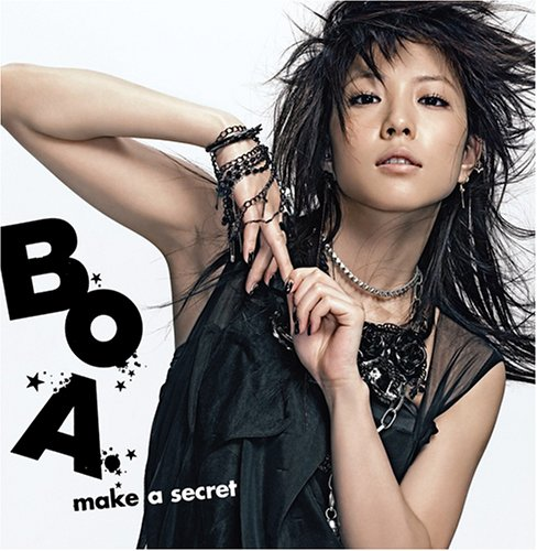 Single make a secret by BoA