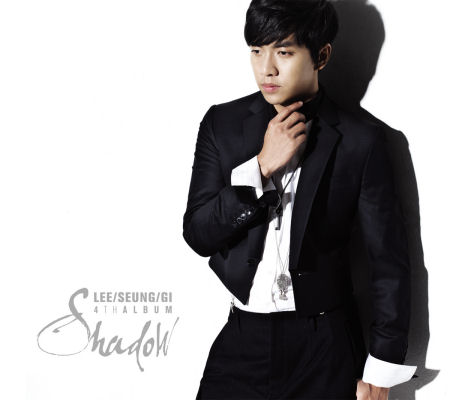 Album Shadow by Lee Seung Gi