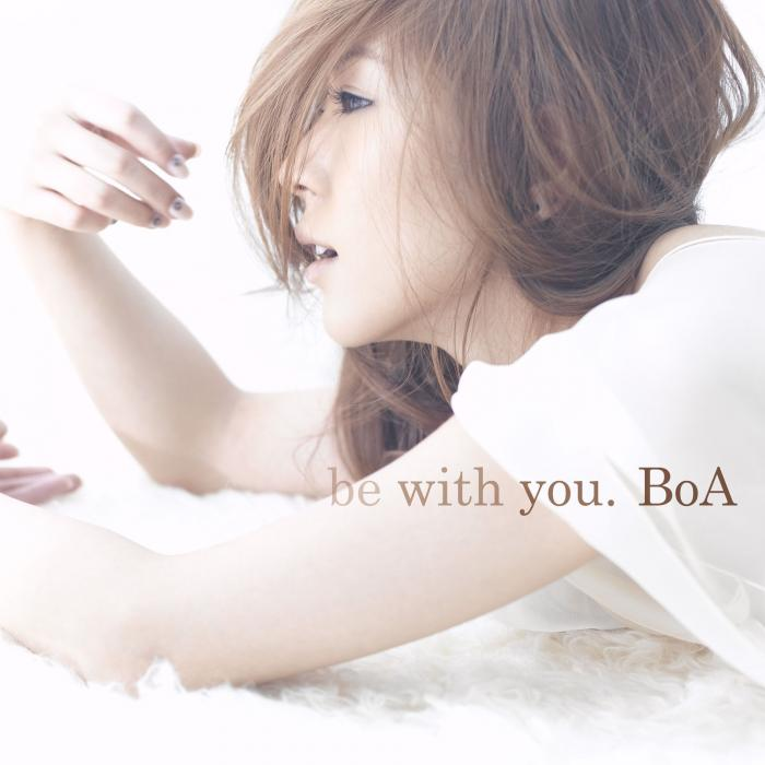 Single be with you. by BoA