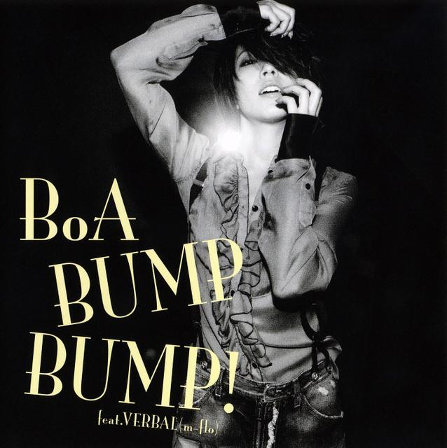 Single BUMP BUMP! feat Verbal(m-flo) by BoA