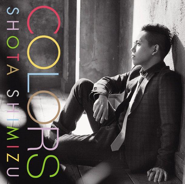 Album COLORS by Shota Shimizu