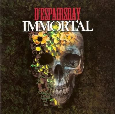 Album Immortal by D'espairs Ray