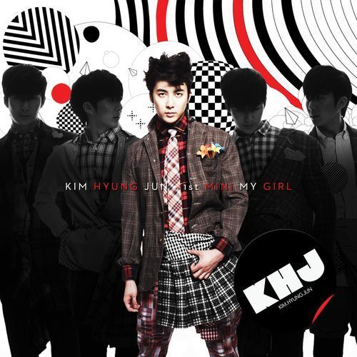 Mini album My Girl by Kim Hyung Jun