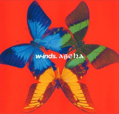 Album Ageha by w-inds.