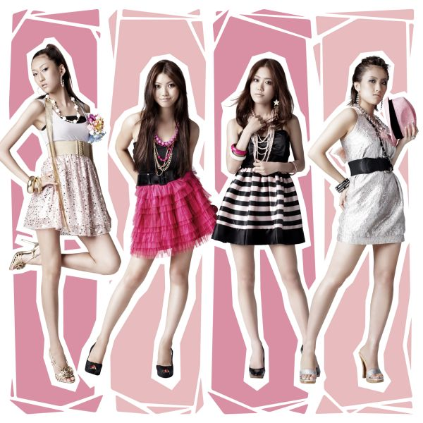 BRIGHT - girlband - jpop