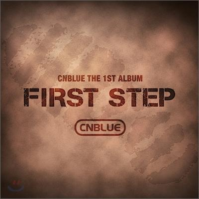 Album First Step by CNBLUE