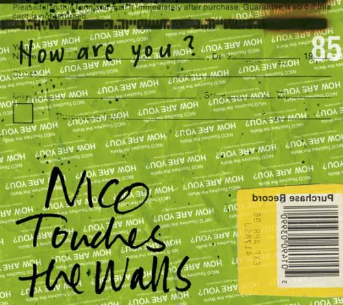 Mini album How Are You? by NICO Touches The Walls