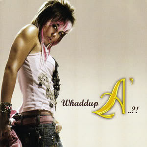 Album Whaddup A by Agnes Monica