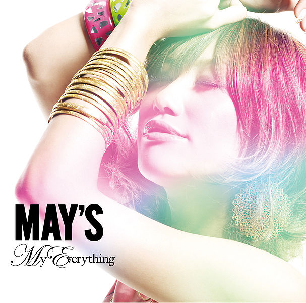 Single My Everything by MAY'S