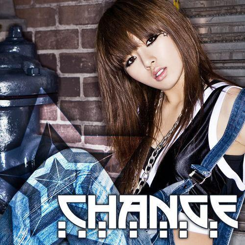 Single Change by HyunA