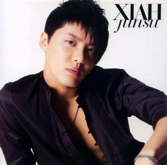 Single Xiah by Junsu