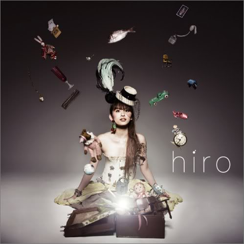 Album Hiro SINGLE・COLECTION (寛 シングル・コレクション) by Hiro