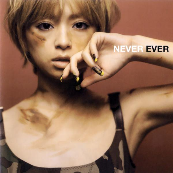 Single NEVER EVER by Ayumi Hamasaki