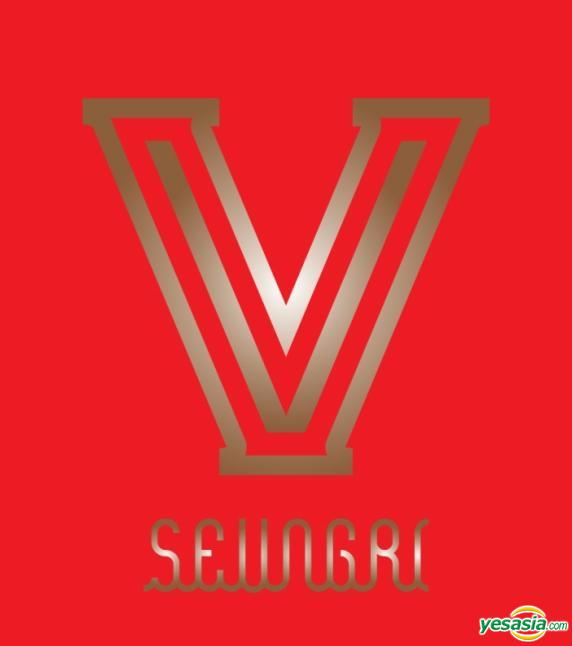Mini album VVIP by Seungri