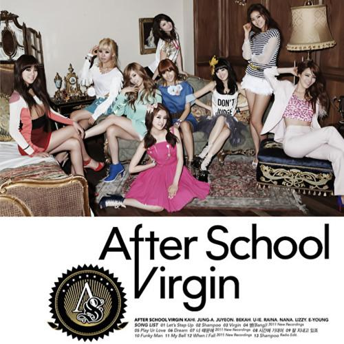 Album Virgin by After School