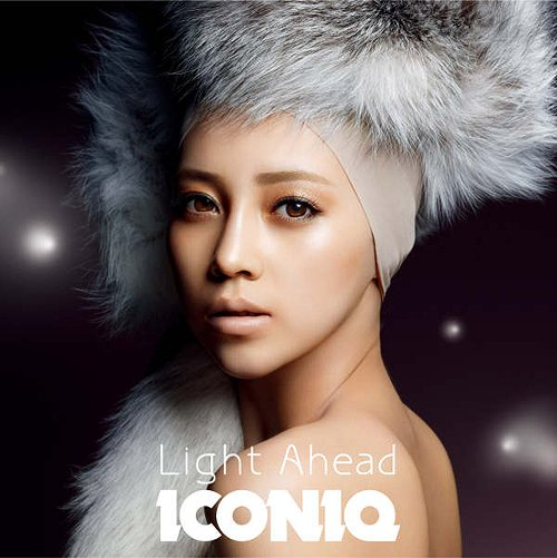 Mini album Light Ahead by ICONIQ
