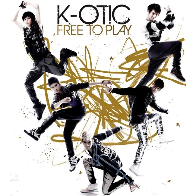 Album Free To Play by K-OTIC