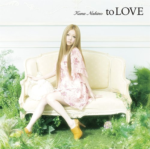Album to Love by Kana Nishino