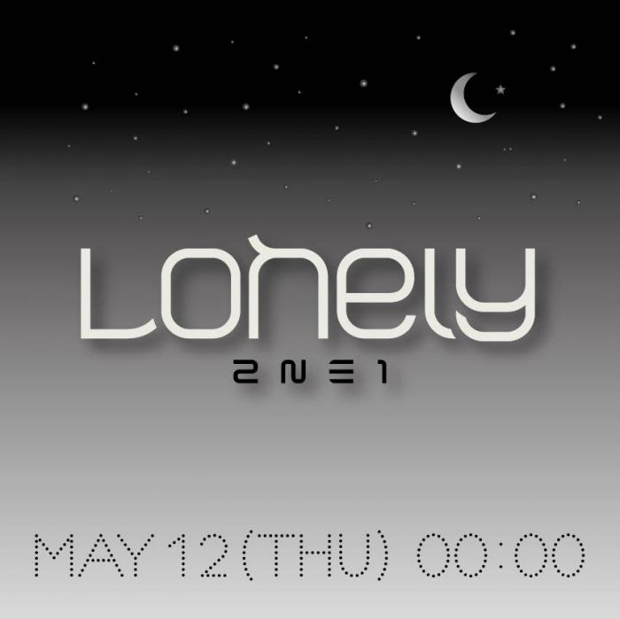 Single Lonely by 2NE1