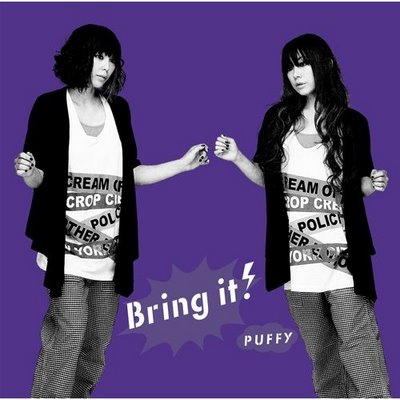 Album Bring it! by PUFFY