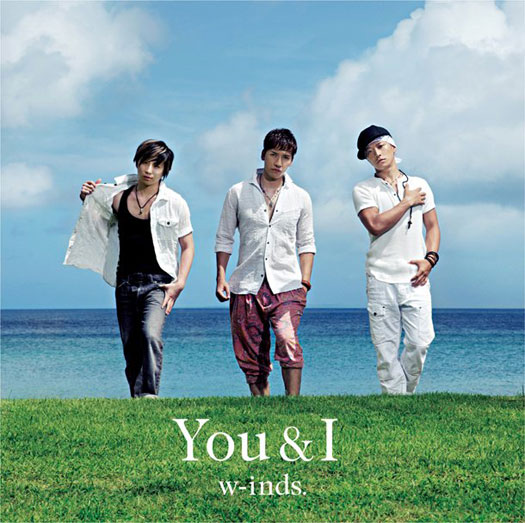 Single You & I by w-inds.