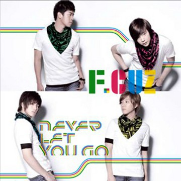 Never Let You Go by F.Cuz