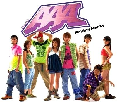 Single Friday Party by AAA