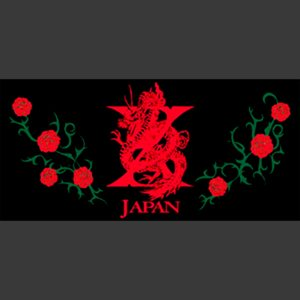 Single Scarlet Love Song by X Japan