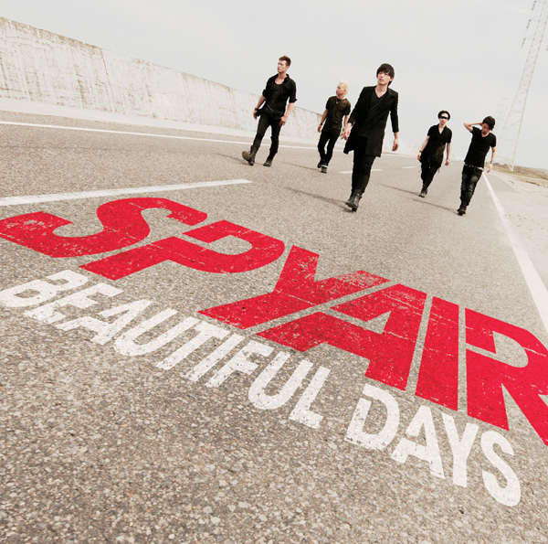 Single Beautiful Days by SPYAIR