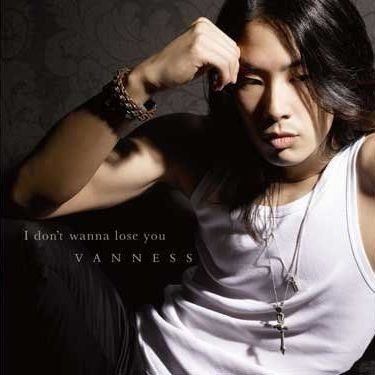 Single I Don't Wanna Lose You by Vanness Wu