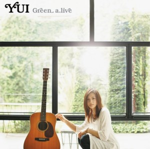 Single Green a.live by YUI