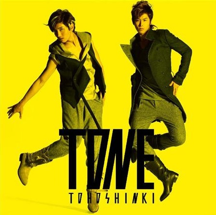 Album TONE by Tohoshinki