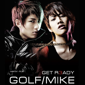 Album Get Ready by GOLF&MIKE