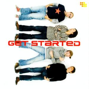 Mini album GET STARTED by Monkey Majik